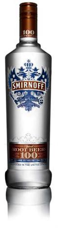 Smirnoff Vodka Spiced Root Beer 100@